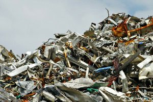 Ferrous Scrapping Products