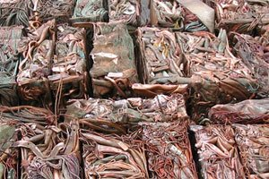 Copper & Brass Scrapping Products